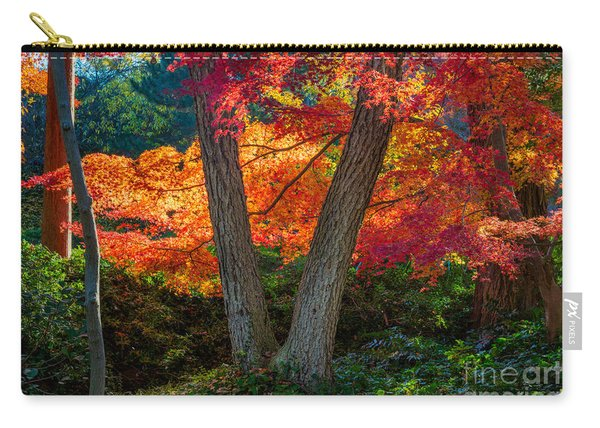 Japanese Garden Grove Carry-all Pouch