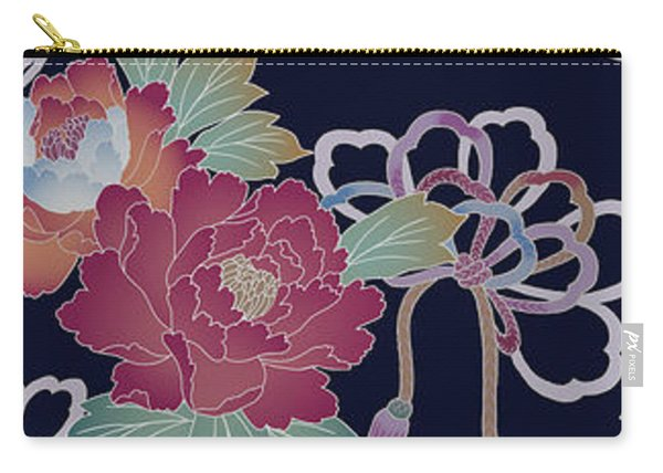 Japanese Modern Interior Art #34 Carry-all Pouch