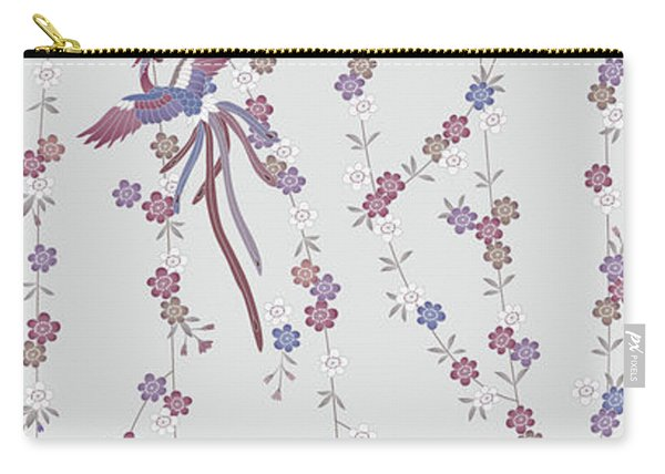 Japanese Modern Interior Art #144 Carry-all Pouch
