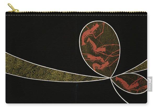 Japanese Modern Interior Art #170 Carry-all Pouch