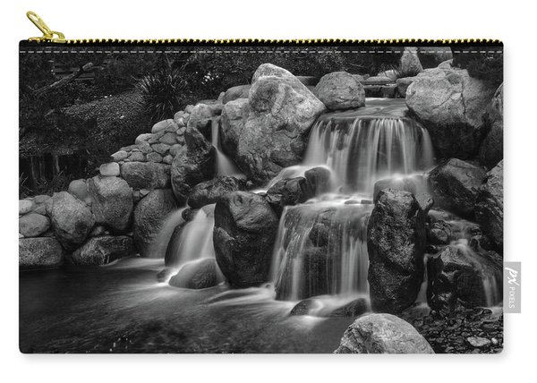 Japanese Waterfalls Carry-all Pouch