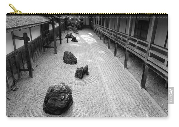 Japanese Zen Garden Carry-all Pouch