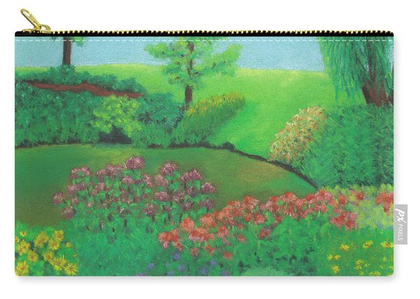 Jardin De Juillet Carry-all Pouch