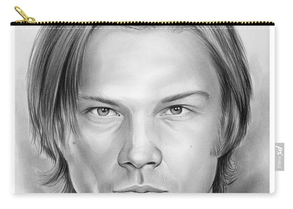 Jared Padalecki Carry-all Pouch