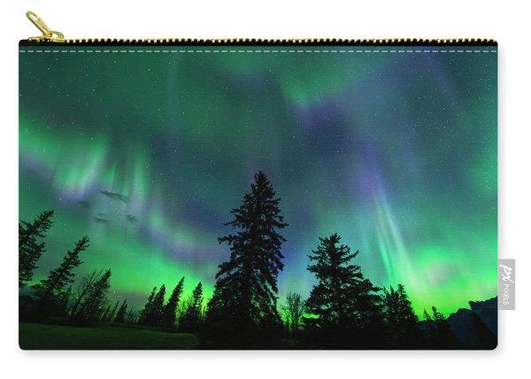 Jasper National Park Aurora Carry-all Pouch
