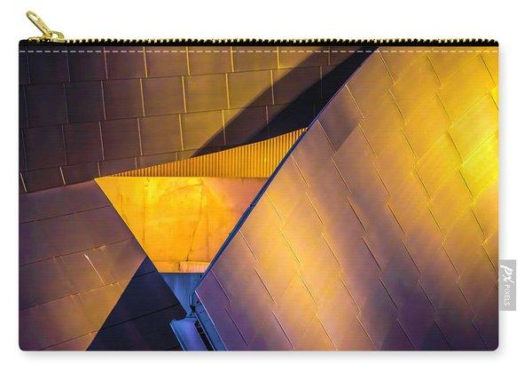 Jay Pritzker Pavilion V3 Dsc4621 Carry-all Pouch