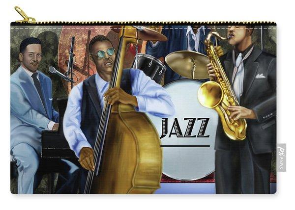 Jazz Jazz Jazz Carry-all Pouch