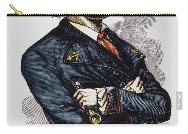 Jean Lafitte (c1780-c1826) Carry-all Pouch