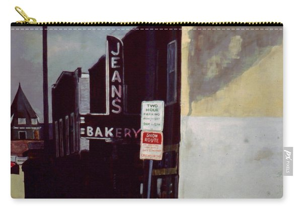 Jean's Bakery Carry-all Pouch