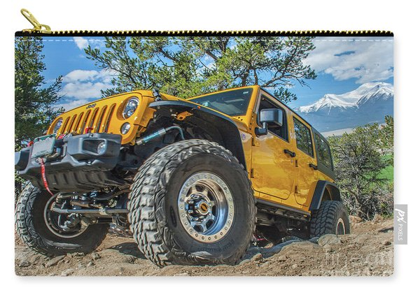 Jeep Life Carry-all Pouch