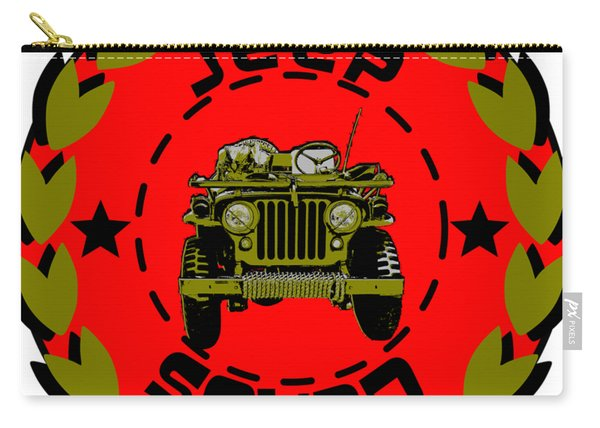 Jeep Squad Carry-all Pouch