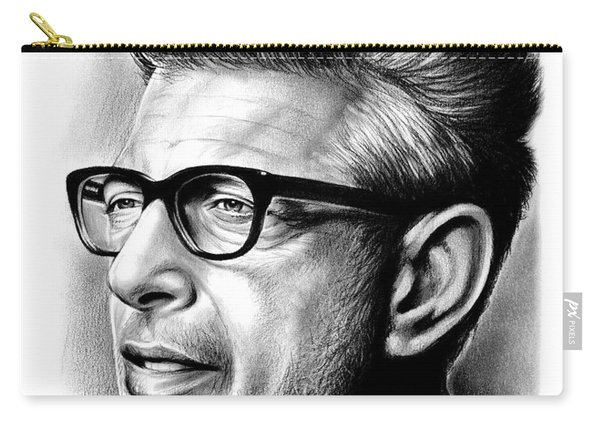 Jeff Goldblum Carry-all Pouch