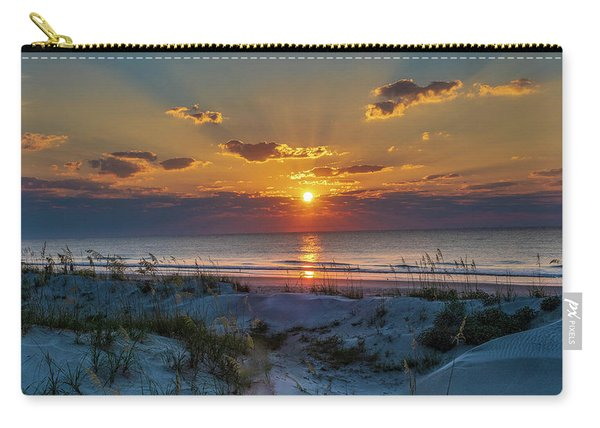 Jekyll Island Sunrise Carry-all Pouch