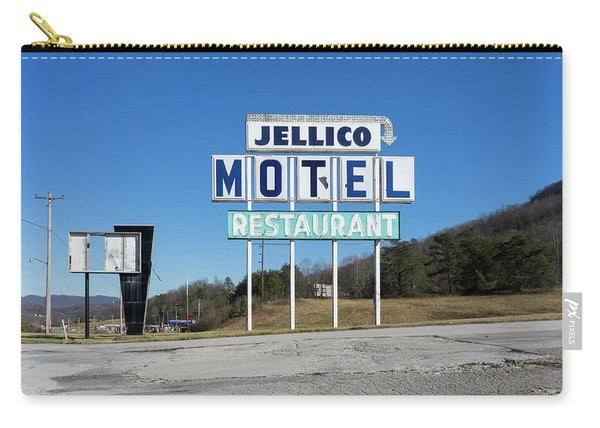 Jellico Motel Carry-all Pouch