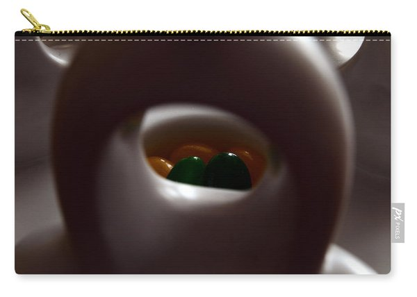 Jelly Bean Buddha Carry-all Pouch