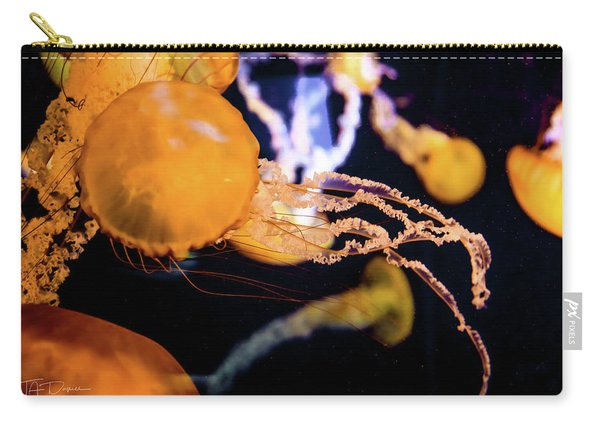 Jelly Storm Carry-all Pouch