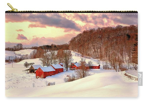 Jenne Farm After The Storm Carry-all Pouch
