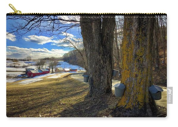 Jenne Farm Maple Sugaring Carry-all Pouch