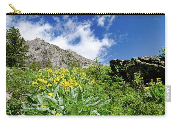 Jenny Lake Mountainside Carry-all Pouch