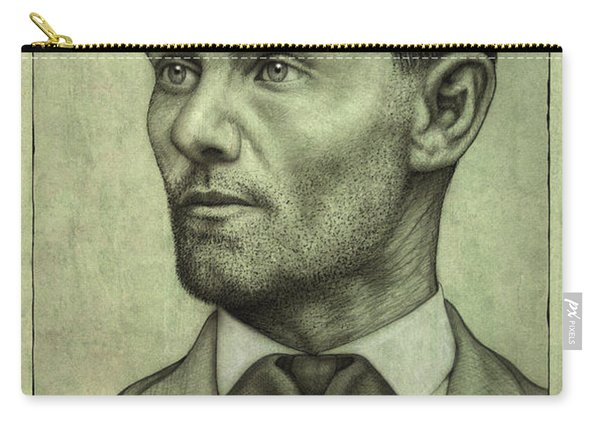 Jesse James Carry-all Pouch