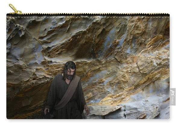 Jesus Christ- You Are My Hiding Place And My Shield Carry-all Pouch