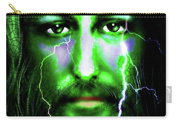 Jesus In The Storm Carry-all Pouch