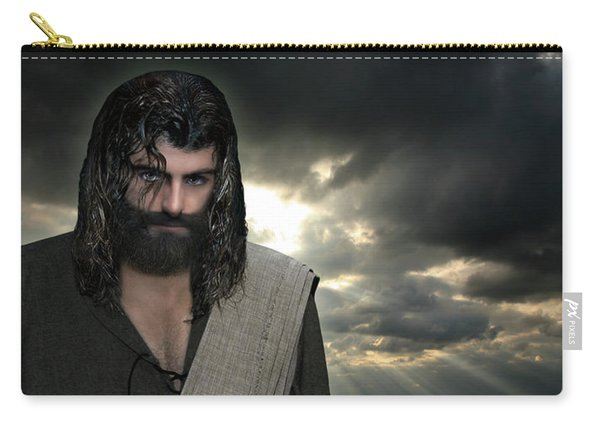 Jesus- Will You Hear Me Shout Come Up Carry-all Pouch