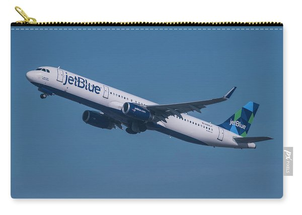 jetBlue Airbus A321 Carry-all Pouch