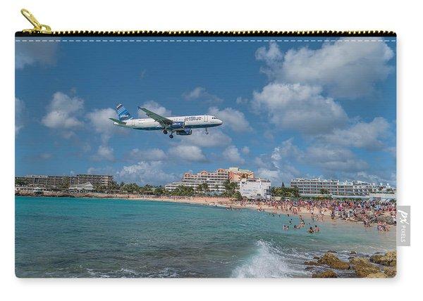 jetBlue at St. Maarten Carry-all Pouch