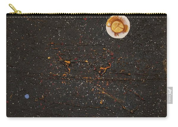 Carry-all Pouch featuring the painting Jewel Of The Night by Michael Lucarelli