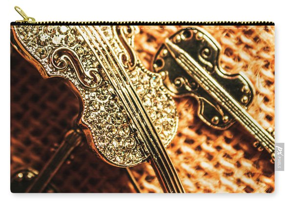 Jewellery Concerto Carry-all Pouch