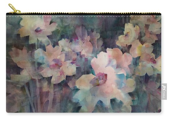 Jewels Of The Garden Carry-all Pouch