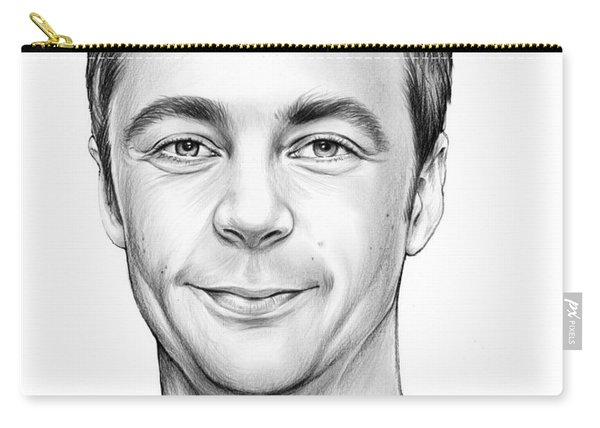 Jim Parsons Carry-all Pouch
