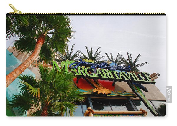Jimmy Buffets Margaritaville In Las Vegas Carry-all Pouch