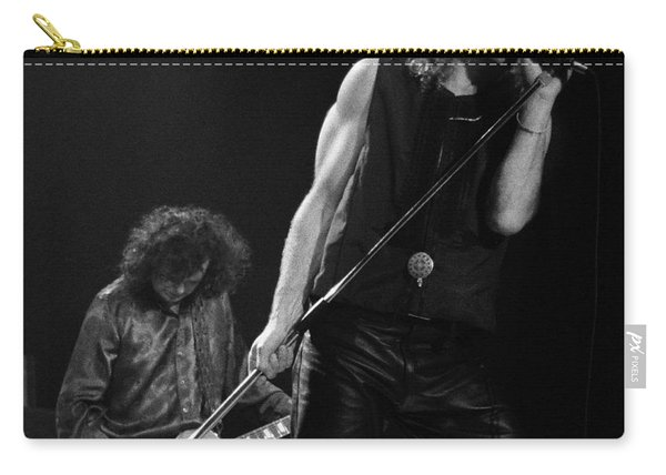 Jimmy Page N Robert Plant-0015 Carry-all Pouch