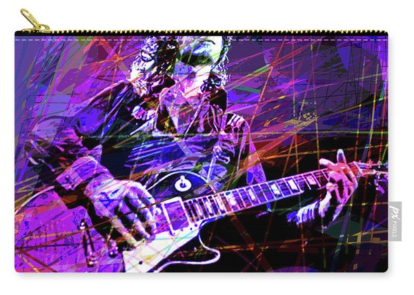 Jimmy Page Solos Carry-all Pouch