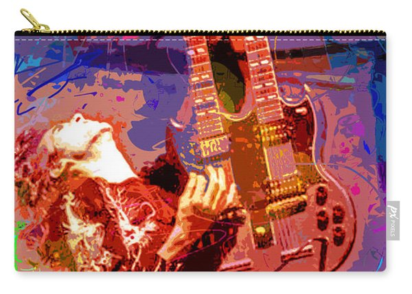 Jimmy Page Stairway To Heaven Carry-all Pouch