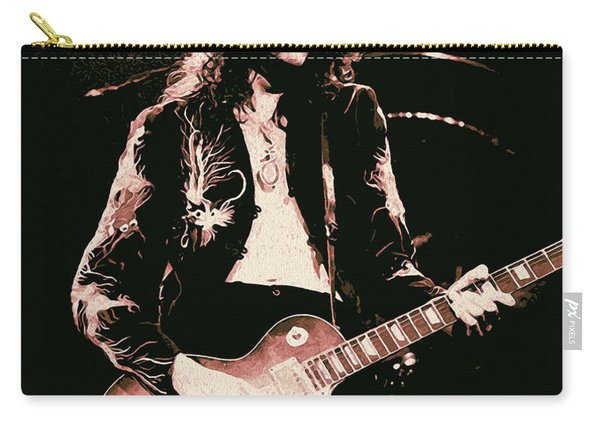 Jimmy Page - You Shook Me  Carry-all Pouch