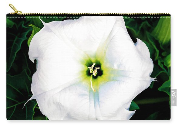 Jimson Weed #1 Carry-all Pouch