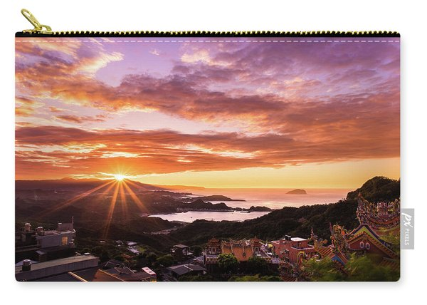 Jiufen Sunset Carry-all Pouch