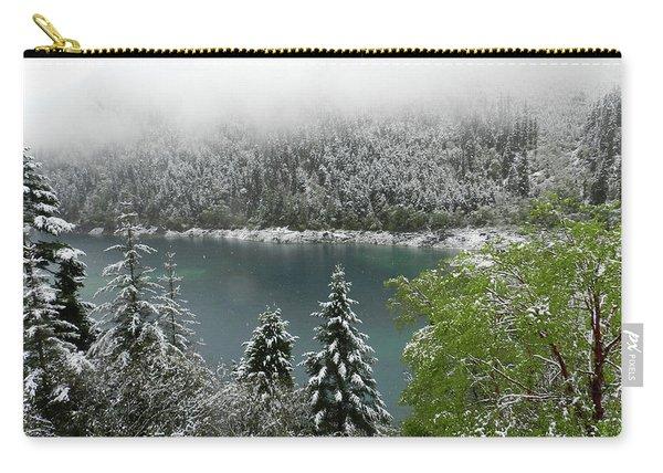 Jiuzhaigou National Park, China Carry-all Pouch