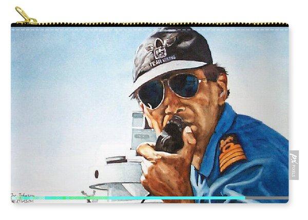 Joe Johnson Carry-all Pouch