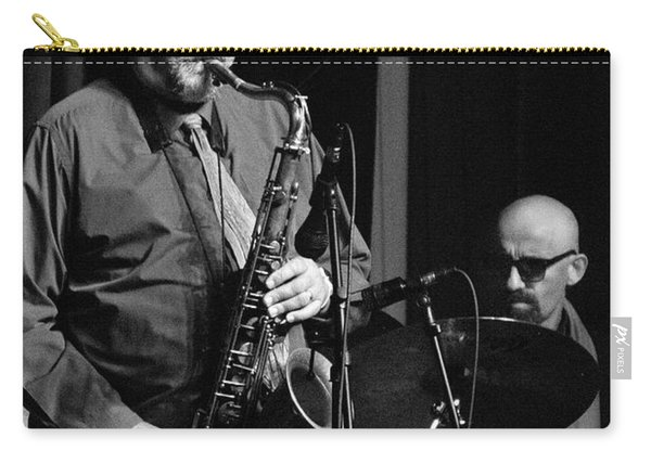 Joe Lovano And Lamy Istrefi  Carry-all Pouch