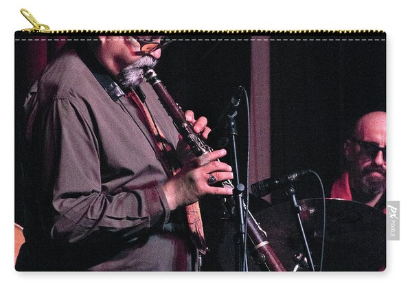 Joe Lovano Plays The Tarogato 3 Carry-all Pouch