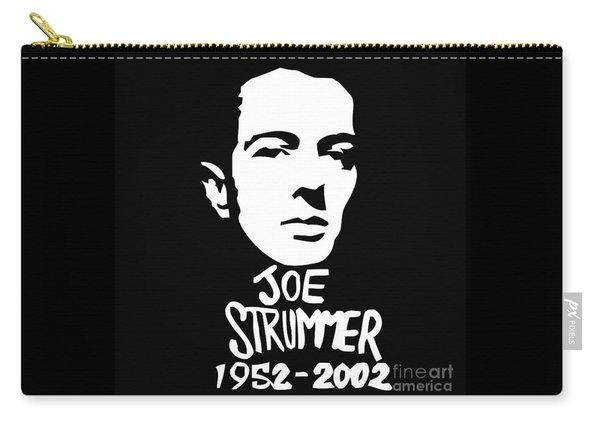 Joe Strummer Carry-all Pouch