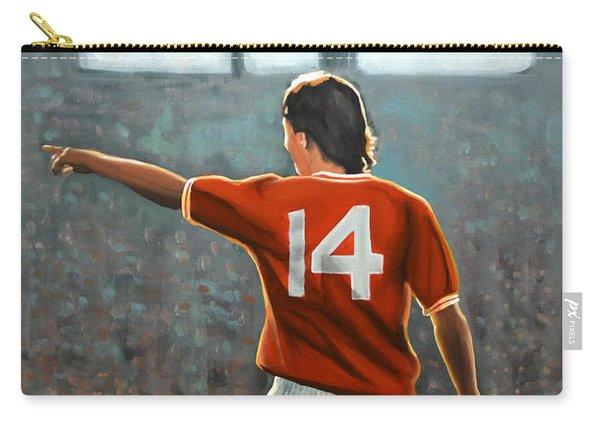Johan Cruyff Oranje Nr 14 Carry-all Pouch