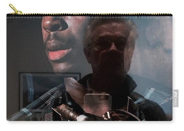 John Coltrane And Me Carry-all Pouch