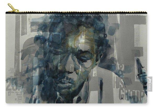 John Coltrane  Carry-all Pouch
