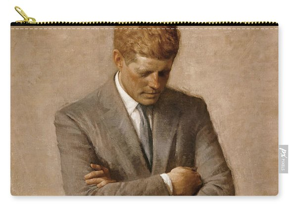 John F Kennedy Carry-all Pouch