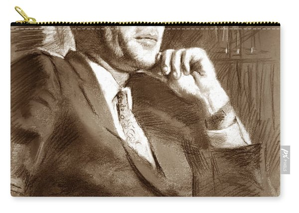 John Fitzgerald Kennedy Carry-all Pouch